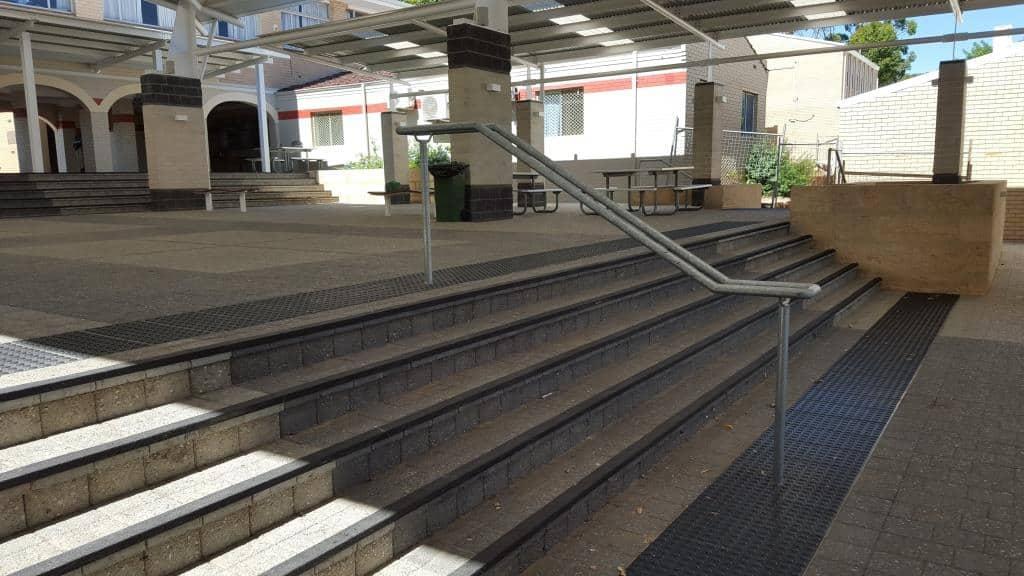 stair nosing ant-slip
