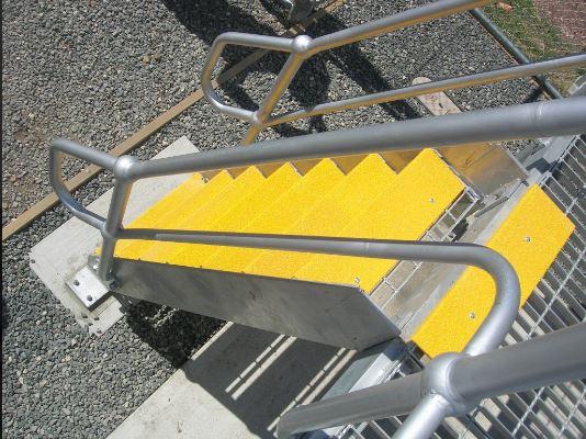 Fibreglass Stair Nosing