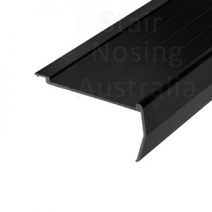 Stair nosing for carpet tile