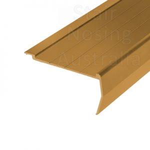Brass stair nosing Perth
