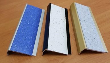 Perth Stair nosing for Carpet Tiles