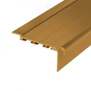 Perth Brass stair nosing