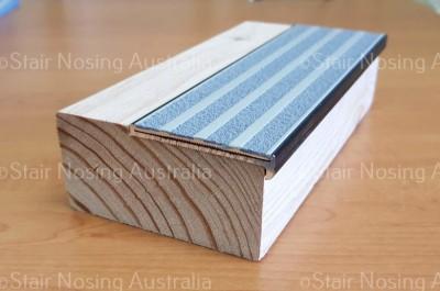 recessed stair nosing