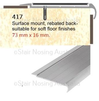 stair nosing for vinyl