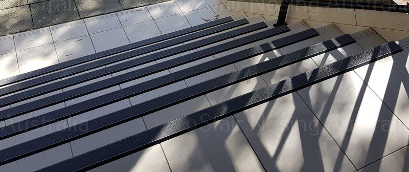 Perth stair nosing